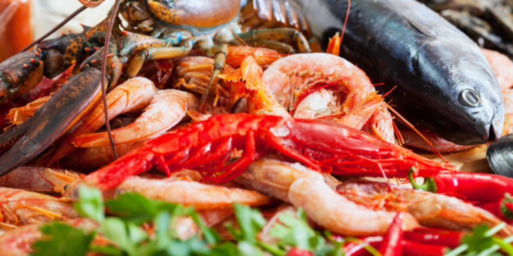 5 Health Benefits of Eating Seafood